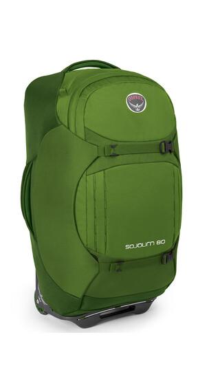 Osprey Sojourn 80 Trolley Nitro Green